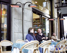 Καφετέριες
